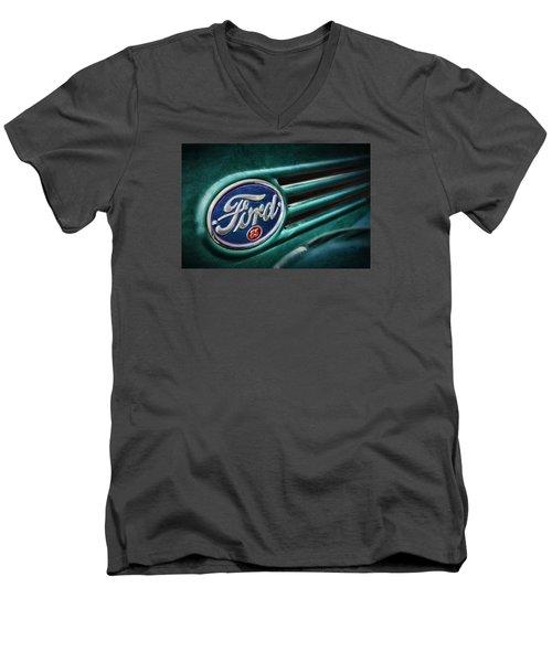 Ford 85 Men's V-Neck T-Shirt