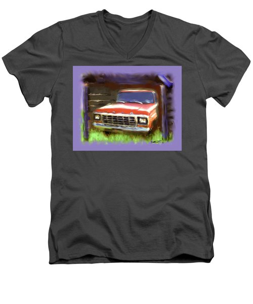 Ford F150 Men's V-Neck T-Shirt