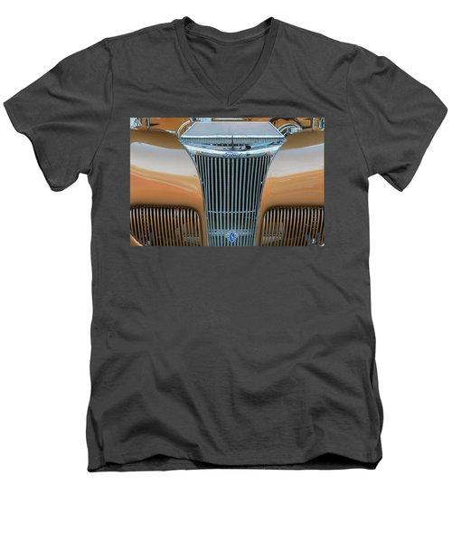 Ford V8 Men's V-Neck T-Shirt
