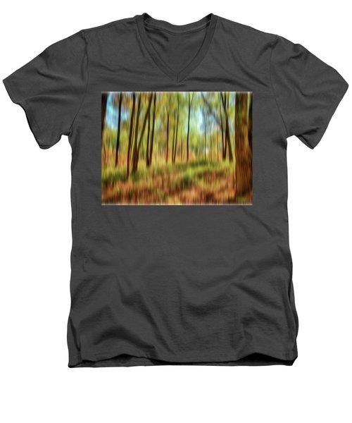 Forest Vision Men's V-Neck T-Shirt