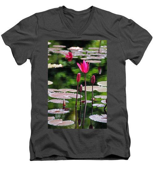 Forever And A Day Men's V-Neck T-Shirt