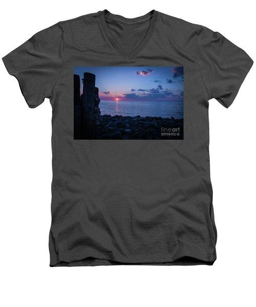 Forever In Love Men's V-Neck T-Shirt