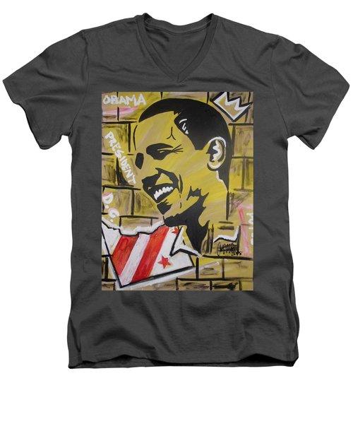 Forever Potus Men's V-Neck T-Shirt