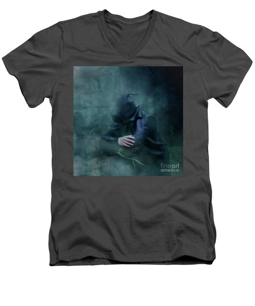 Forgetting  Men's V-Neck T-Shirt