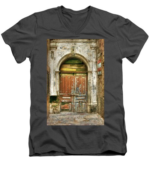 Forgotten Doorway Men's V-Neck T-Shirt