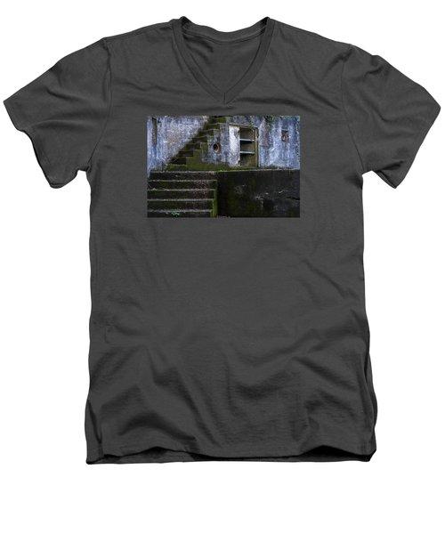 Fort Canby Men's V-Neck T-Shirt