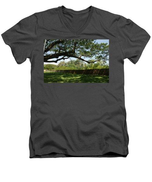 Fort Galle Men's V-Neck T-Shirt