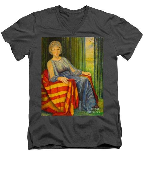 Fortuna Men's V-Neck T-Shirt