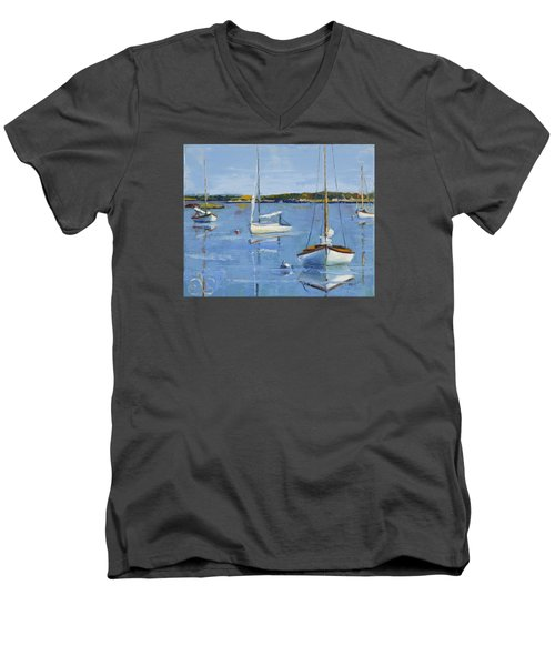 Four Daysailers Men's V-Neck T-Shirt