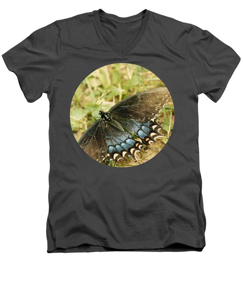 Fragile Beauty Men's V-Neck T-Shirt