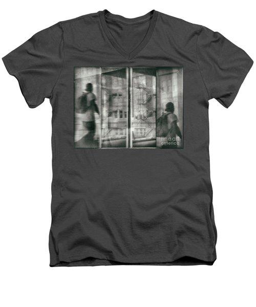 Fragment 7 The Traveler Men's V-Neck T-Shirt