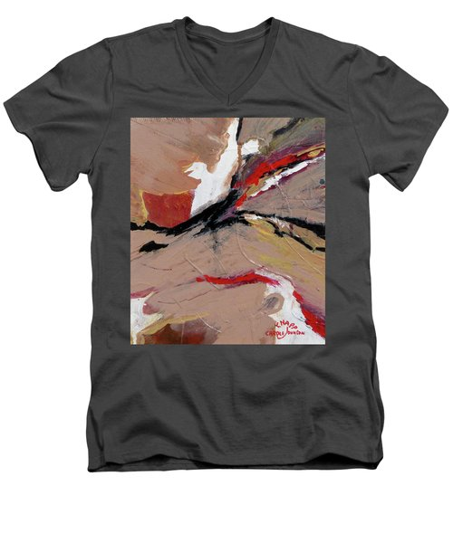 Freedom Bird Men's V-Neck T-Shirt