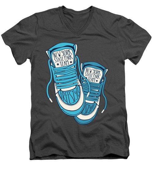 Freestyler Men's V-Neck T-Shirt