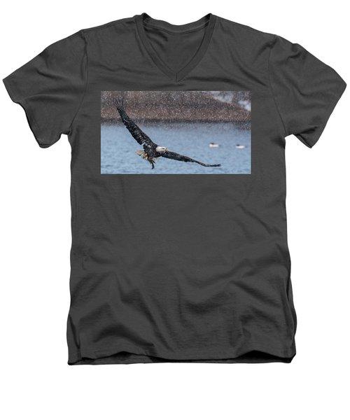Fresh Catch Men's V-Neck T-Shirt