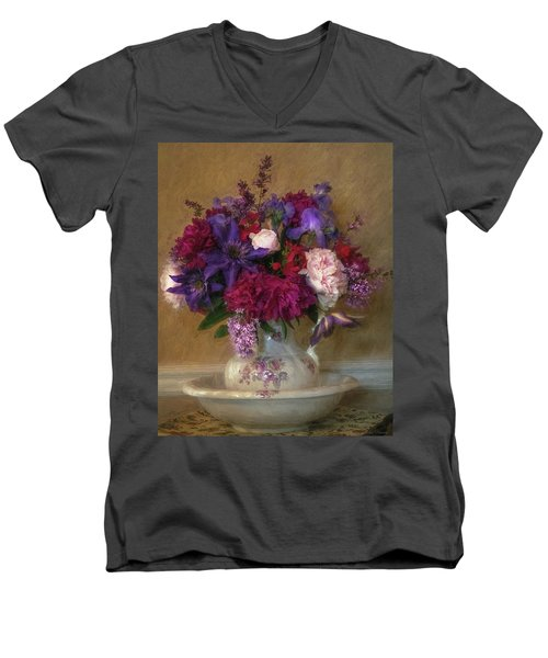 Fresh From The Garden Men's V-Neck T-Shirt