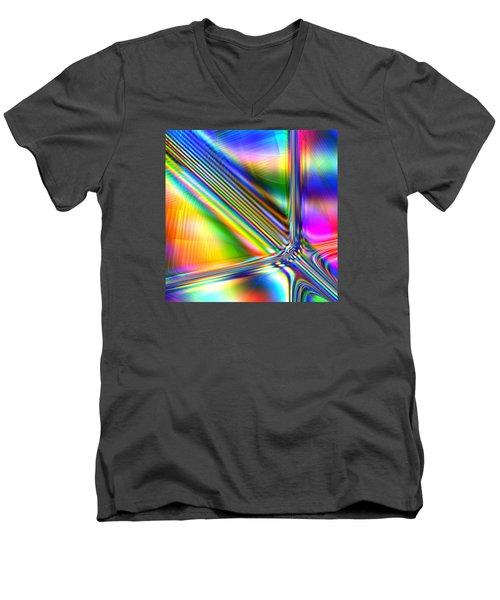 Freshly Squeezed Men's V-Neck T-Shirt