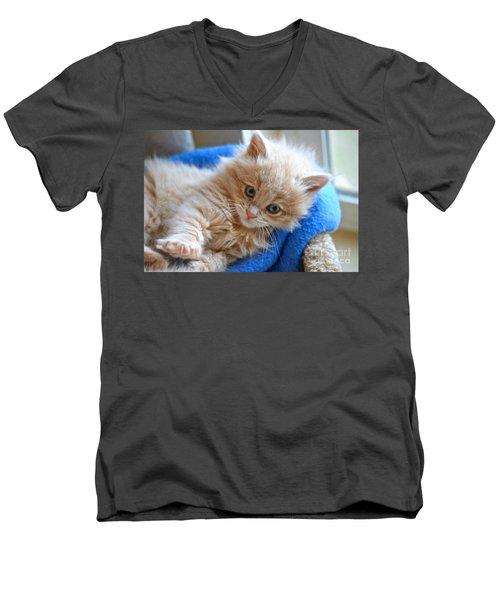 Freya #2 Men's V-Neck T-Shirt