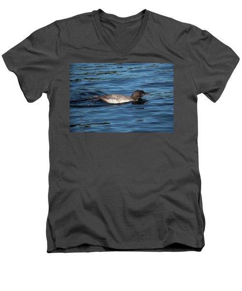 Friend Of The Lake. Men's V-Neck T-Shirt