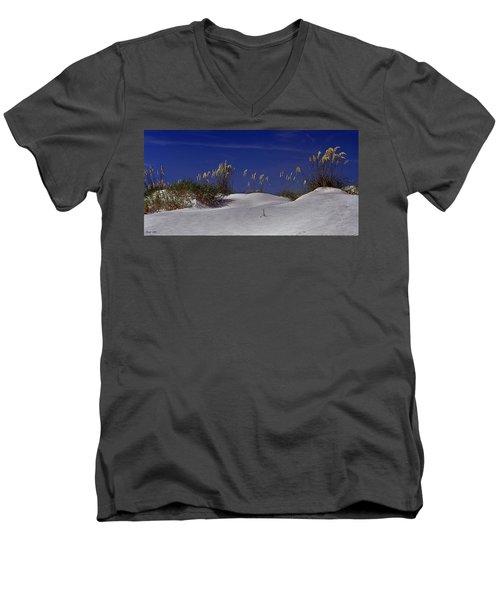 Fripp Island Men's V-Neck T-Shirt