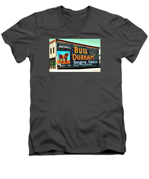 From Days Gone By Men's V-Neck T-Shirt