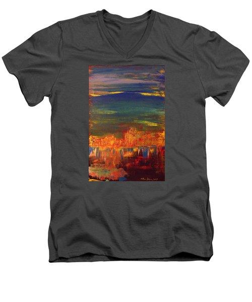 From Schuylkill Men's V-Neck T-Shirt