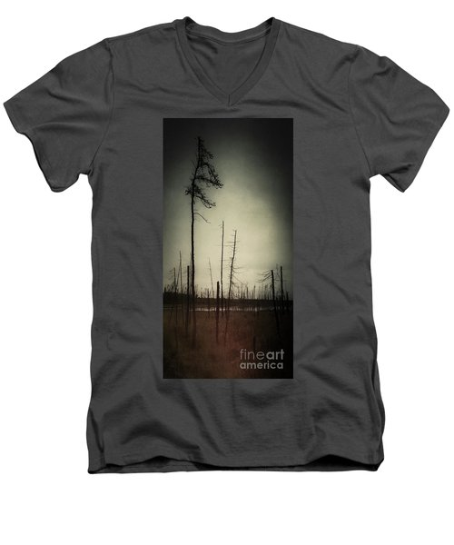 From The Ashes Men's V-Neck T-Shirt