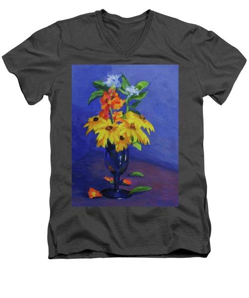From The Garden Men's V-Neck T-Shirt