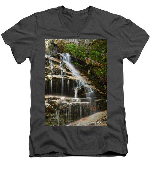 From The Highest Peaks Men's V-Neck T-Shirt
