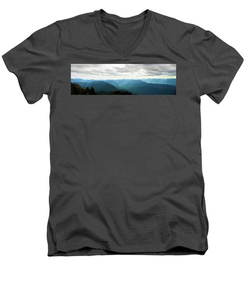 From The Top Men's V-Neck T-Shirt