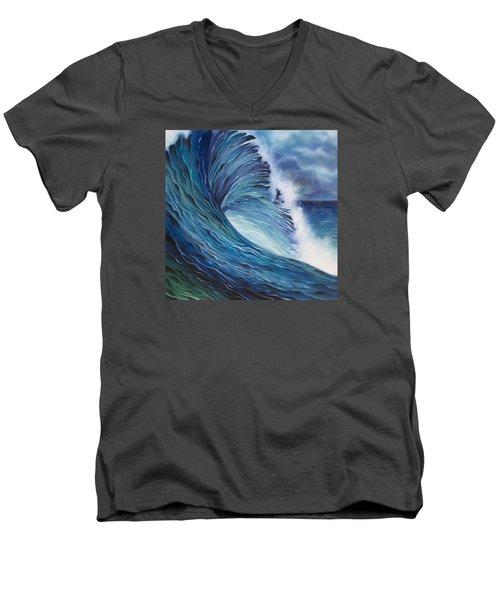Front Door Men's V-Neck T-Shirt by William Love