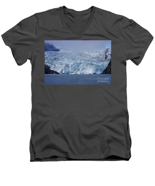 Frozen Beauty Men's V-Neck T-Shirt