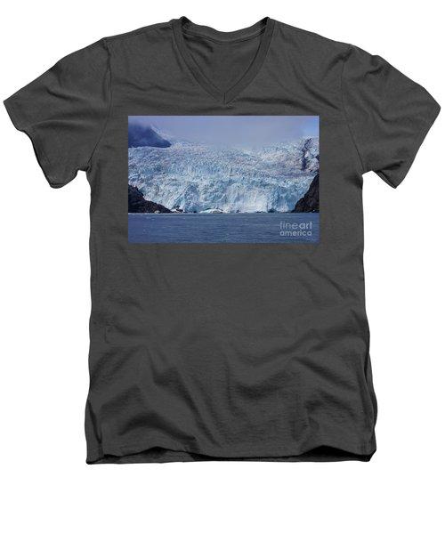 Frozen Beauty Men's V-Neck T-Shirt