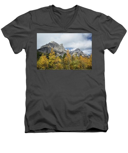 Galatea In Fall Men's V-Neck T-Shirt
