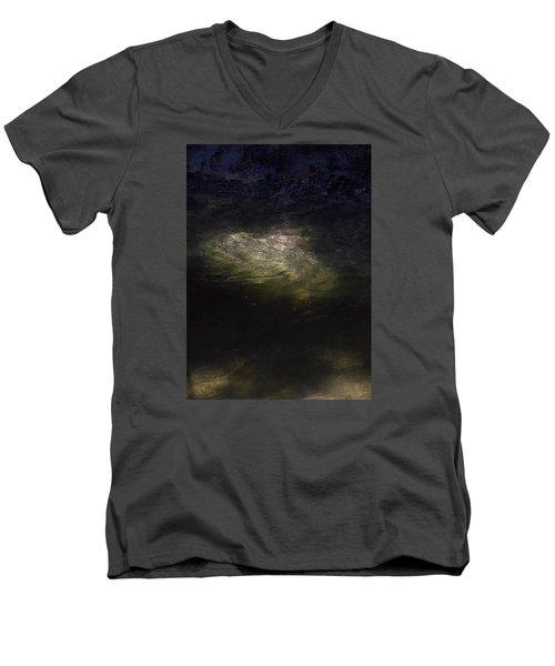 Galaxy Creek Men's V-Neck T-Shirt