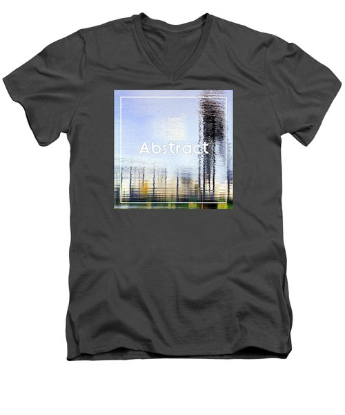 Gallery Icon Men's V-Neck T-Shirt