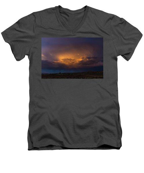 Gallup Dreaming Men's V-Neck T-Shirt
