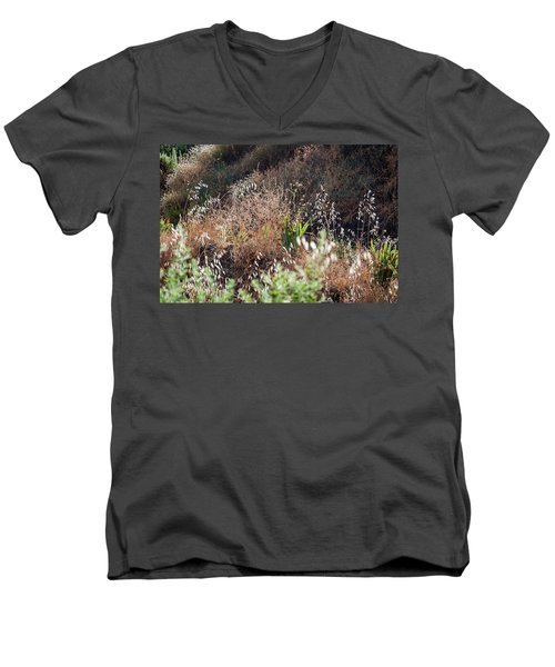 Garden Contre Jour Men's V-Neck T-Shirt