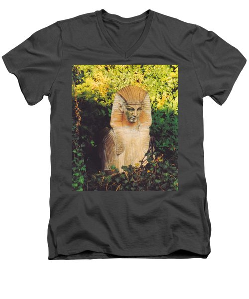 Garden Guardian Men's V-Neck T-Shirt
