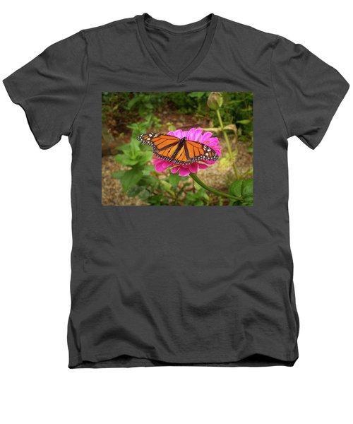 Garden Jewel  Men's V-Neck T-Shirt