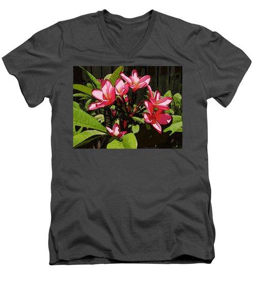 Gardren Joy Men's V-Neck T-Shirt