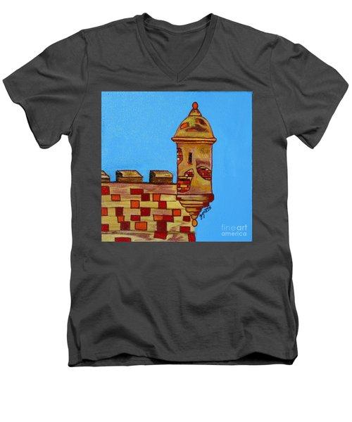 Garita I Men's V-Neck T-Shirt