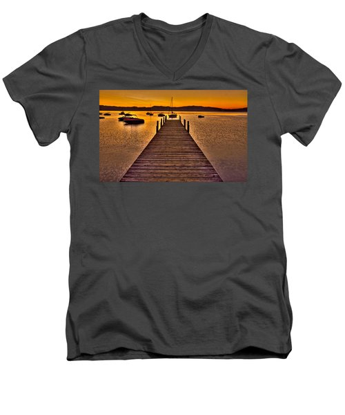 Gateway Men's V-Neck T-Shirt