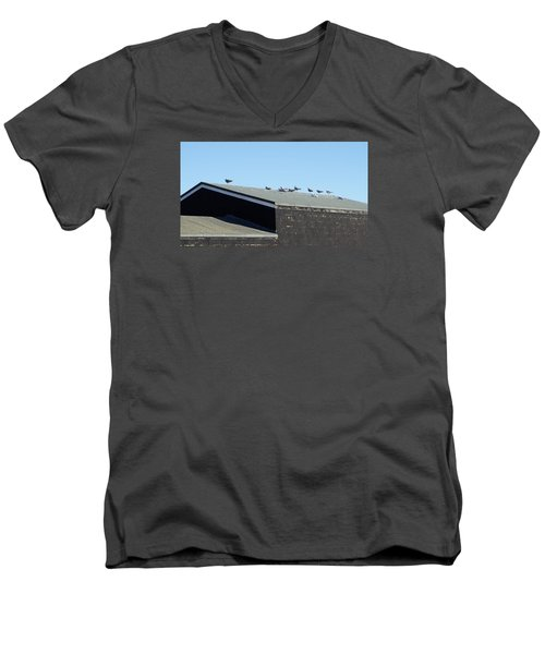 Gathering Men's V-Neck T-Shirt
