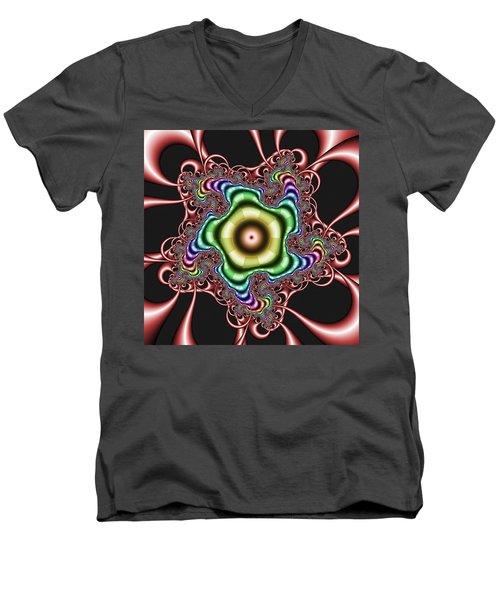 Gatimmuffs Men's V-Neck T-Shirt