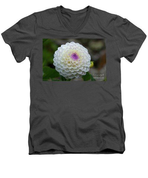Gaylen Rose Dahlia 1 Men's V-Neck T-Shirt