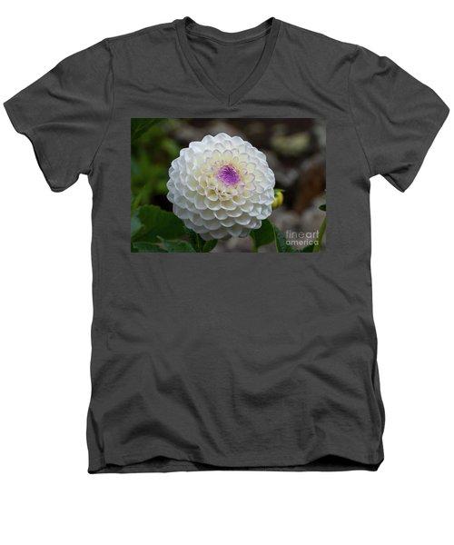 Gaylen Rose Dahlia 2 Men's V-Neck T-Shirt