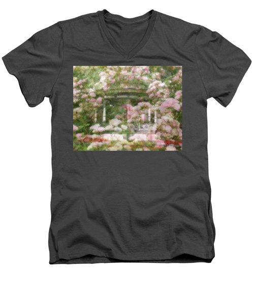 Gazebo Men's V-Neck T-Shirt
