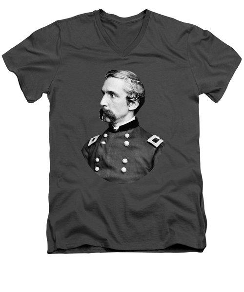 General Joshua Chamberlain  Men's V-Neck T-Shirt