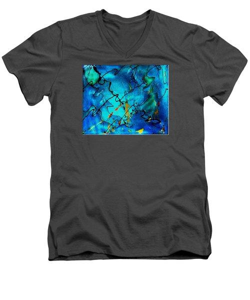 Genes Men's V-Neck T-Shirt