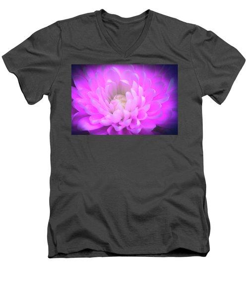Gentle Heart Men's V-Neck T-Shirt